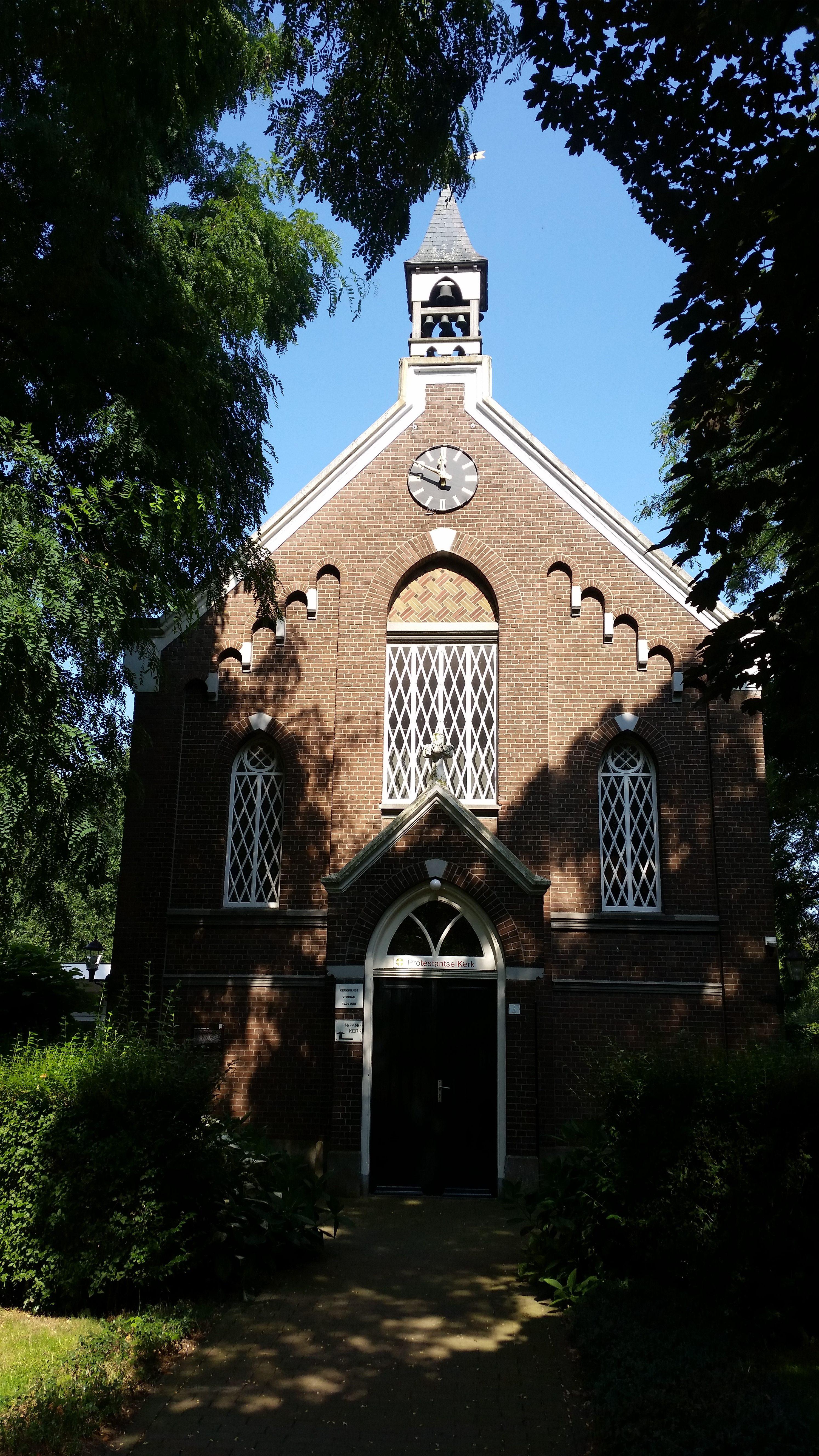 protestantse kerk someren