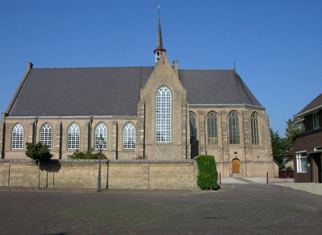 hervormde kerk waspik
