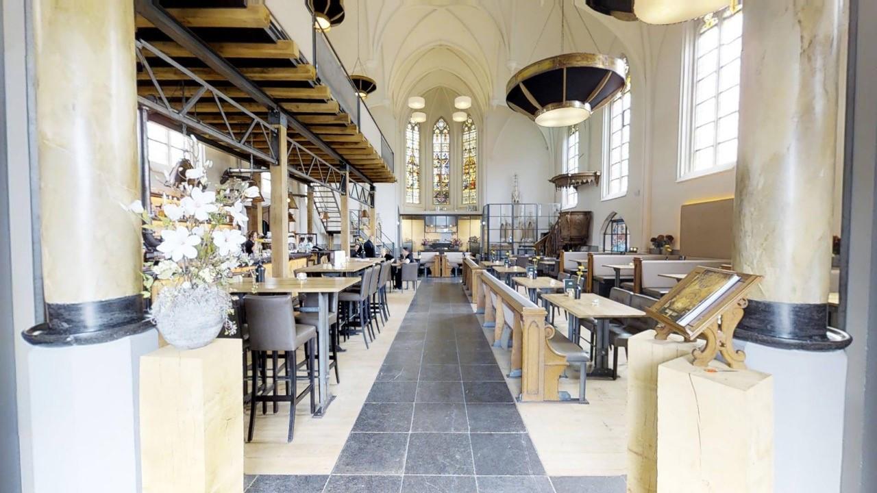 restaurant onze kerk